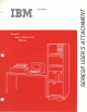 IBM Series 1 User Manual