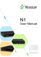 Yeastar Technology N1 User Manual