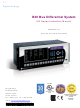 GE B30 UR Series Instruction Manual