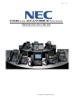 NEC SV8100 WITH ACD Administration Manual