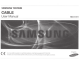 Samsung SEA-C101 User Manual