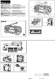 Makita MR052 Instruction Manual