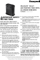 Honeywell HPA250 Series Important Safety Instructions Manual