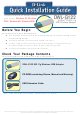 D-Link DWL-G122 Quick Installation Manual