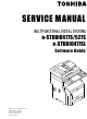 Toshiba e-STUDIO477S Service Manual