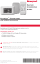 Honeywell Prestige THX9000 System Installation Manual