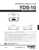 Yamaha YDS-10 Service Manual