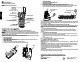 Motorola CLS Series Quick Reference Manual