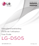 LG D505 User Manual