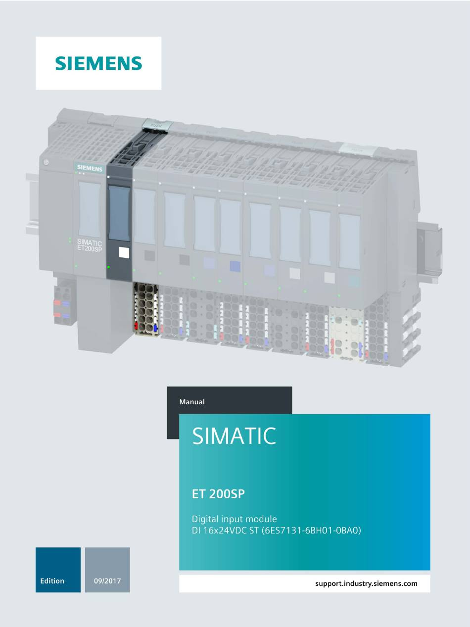 Siemens Et200sp Wiring Diagrams