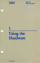 IBM 3270 Hardware User's Manual