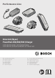 Bosch Perfomance Series Original Instructions Manual