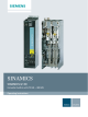 SIEMENS SINAMICS G130 Operating Instructions Manual