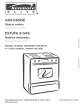 Kenmore 790.3670 Series Use & Care Manual