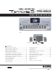 Yamaha Tyros3 Service Manual