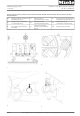Miele PW 6101 Fitting Instructions Manual