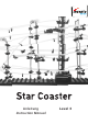 InVento Star Coaster Level 3 Instruction Manual