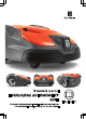 Husqvarna AUTOMOWER 550H Operator's Manual