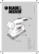 Black & Decker KA300 Manual